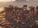 Ruined Sanctuary of Ajax