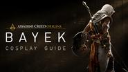 ACO Bayek Cosplay 01