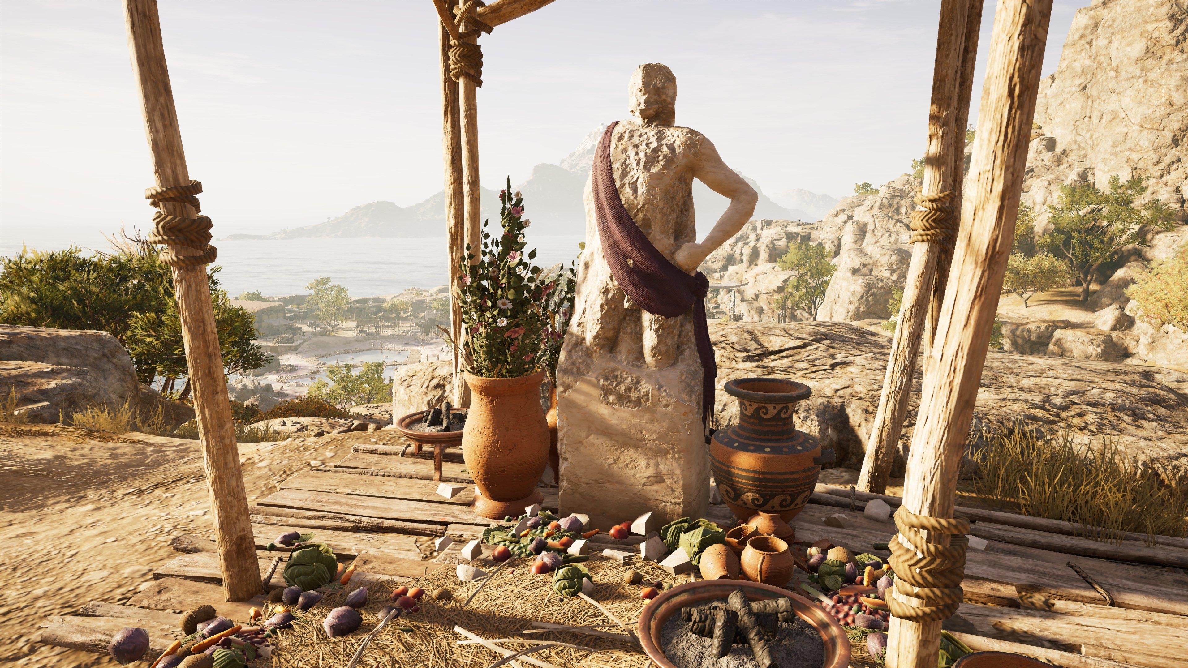 Statue of Empedokles