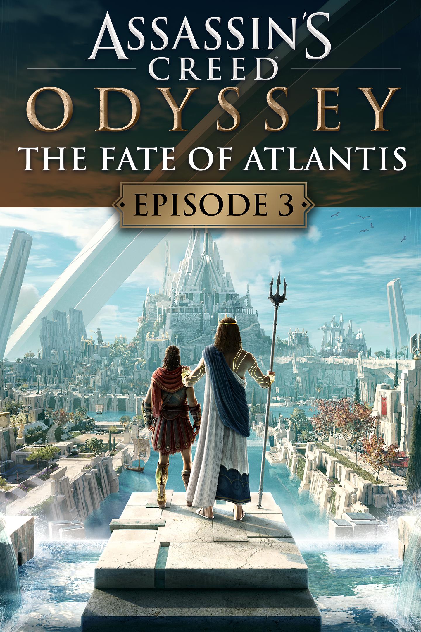 The Fate of Atlantis: Judgment of Atlantis