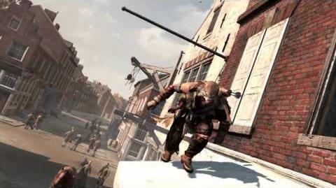 Assassin's Creed 3 - Tyranny Of King Washington - Bear Power Trailer UK