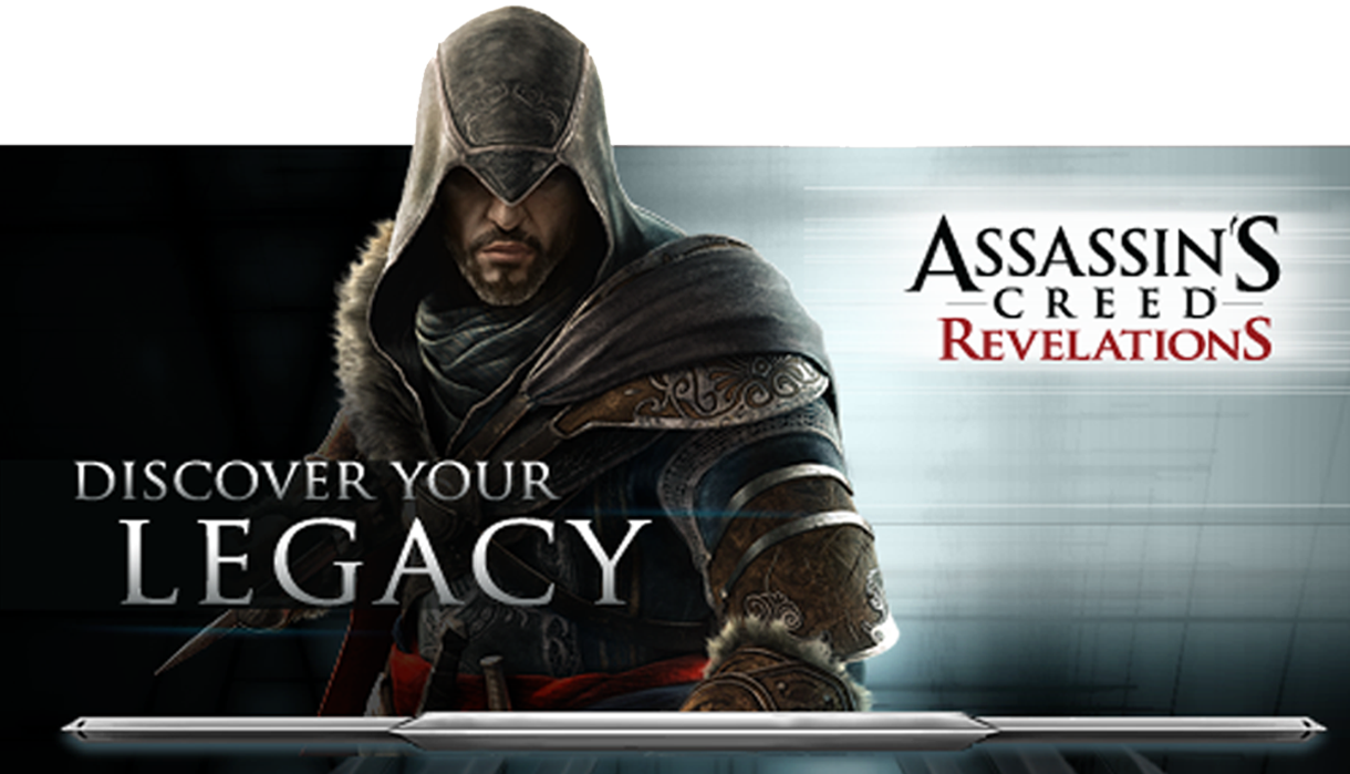 Assassin's Creed: Revelations - Discover Your Legacy
