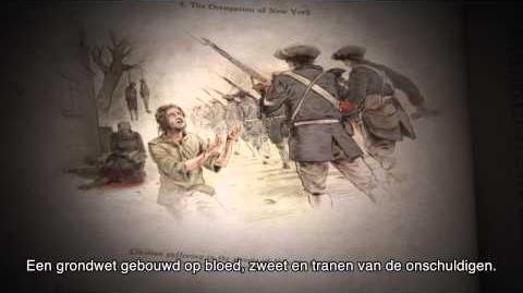 Assassin's Creed III - De tirannie van koning Washington-trailer