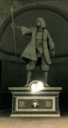 Statue Wei Yu