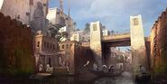 ACO Memphis Canal - Concept Art
