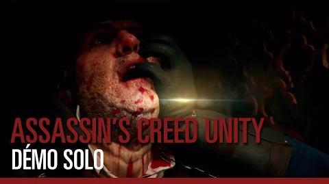 Assassin's Creed Unity - Démo Solo commentée - GamesCom 2014