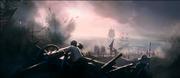 Battle for Bunker hill concept by Gilles Beloiel