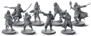 Brotherhood of Venice figurine set