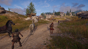 ACOD Ambushed by bandits near Sanctuary of Eleusis