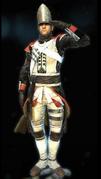 The 'Grenadier' Hessian