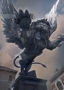ACBV Lion of Venice - Concept Art