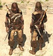 ACIV Tenue de chasseur