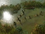 Cercle de pierres des poissons