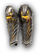 Greaves of the Underworld