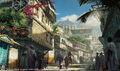 ACO Cyrene Rich District Concept Art