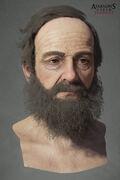 ACS John Elliotson Head Model 1