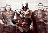 Ezio mercenaires