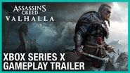 Assassin's Creed Valhalla First Look Gameplay Trailer Ubisoft NA