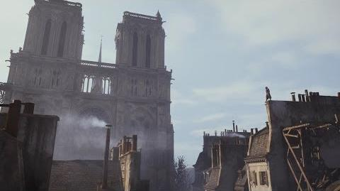 Assassin's Creed Unity《刺客教條:大革命》Sneak Peek 先睹為快 中文字幕 - Ubisoft SEA