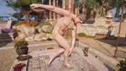 ACOd-statue-Discoboluspainted