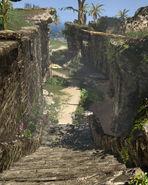 ACIV Nassau Escalier de la Reine