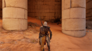 ACO What's Yours Is Mine - Bayek finding Ngozi
