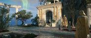 ACV Asgard Roman Gate