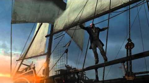 Assassin's Creed III - zeeslagentrailer