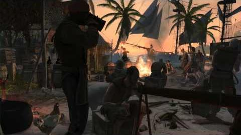 Infamous Pirates Video Assassin's Creed 4 Black Flag UK