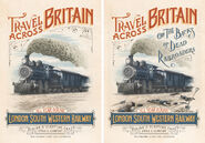 ACS LG Affiche Travel Across Britain