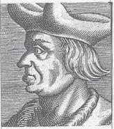 Guillaume de Nogaret portrait