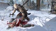 ACIII Frontière Hiver Tomahawk Assassinat