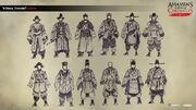 ACC China Yu Dayong Concept Sketches
