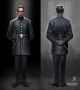 ACS JTR Chief Warder - Concept Art