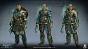 ACV Sigurd - Concept Art