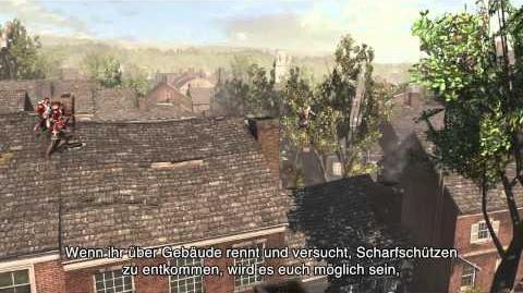 Inside Assassin's Creed III Episode Four DE