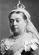 Queen Victoria by Bassano