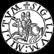 Pieczęć templariuszy