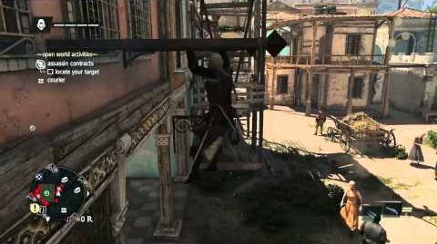 Stealth Gameplay Walkthrough Video Assassin's Creed 4 Black Flag UK