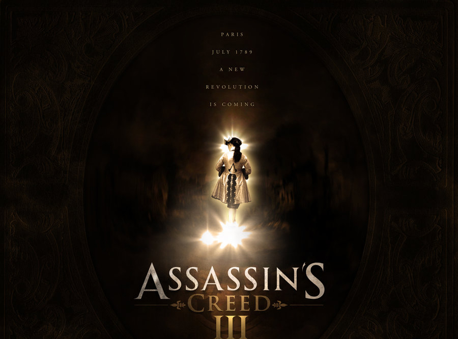 Altaïr/Assassin's Creed III image leaked... Fake or not?