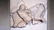 DTAG - Metope of Herakles and the Kretan Bull