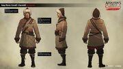 ACC China Mongol Empire Scout Development
