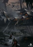 ACIV Arca del Maestro Pirates concept