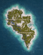 ACOD - Map of Andros