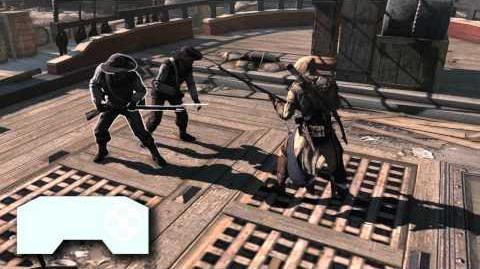 Assassin's Creed 3 - Tutoriel sur les techniques de combat FR