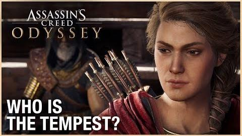 Assassin's Creed Odyssey Taking on The Tempest Gameplay Preview Ubisoft NA