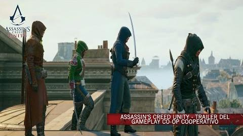 Assassin's Creed Unity - Trailer del Gameplay co-op IT