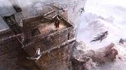 Concept art for Leap of Faith