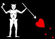 Edward Thatch Flag