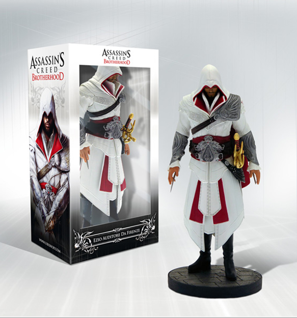 Altaïr/New Ezio 'Brotherhood' figure.